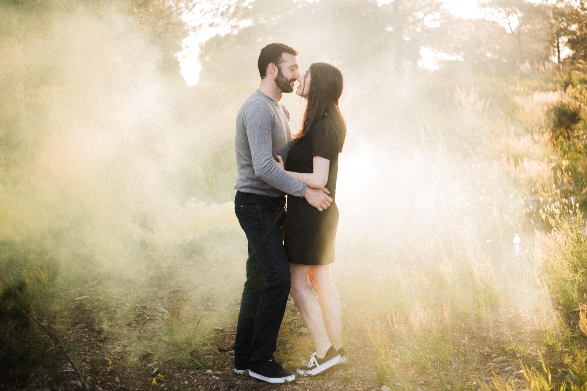 Sessão de Namorados - Comporta, fumos