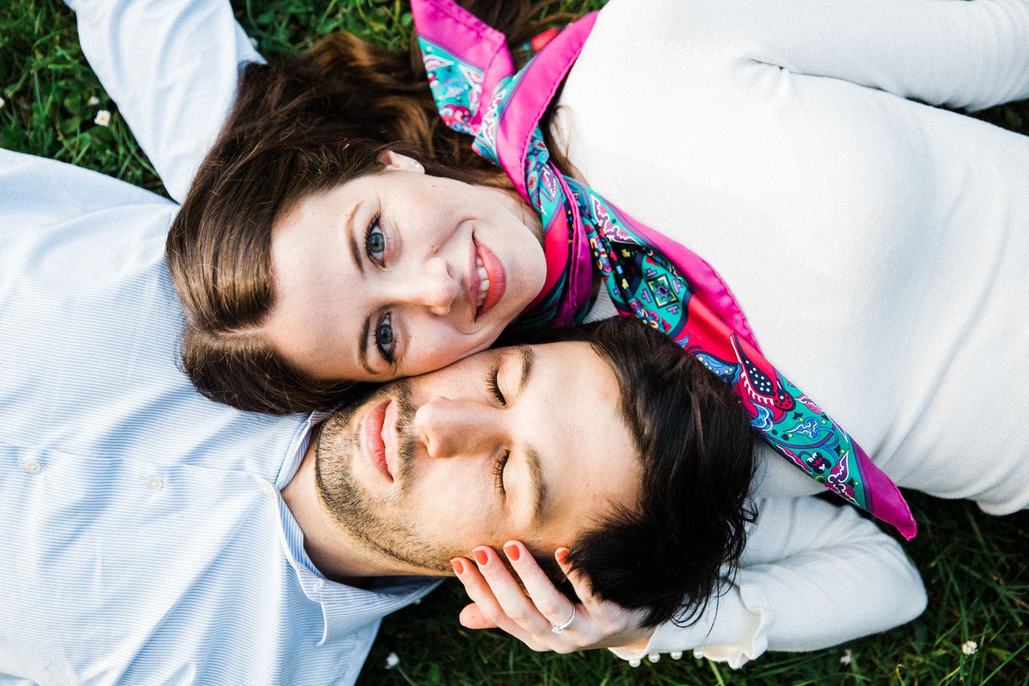 Sessão pré-casamento Sintra