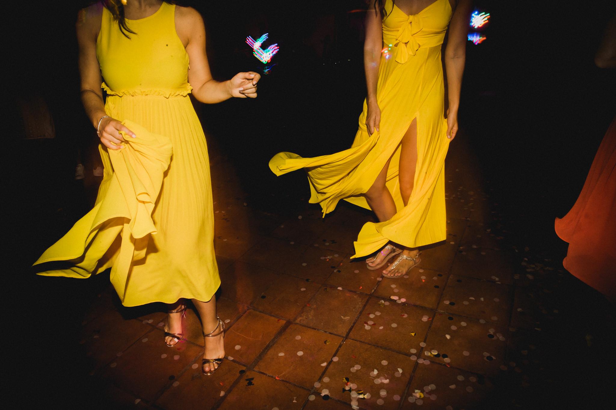 Casamento Quinta dos Machados Pista de dança